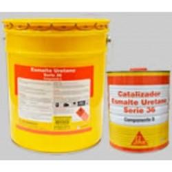 Esmalte Uretano Blanco (Cuñete 4 Gln A + 1 Gln B)